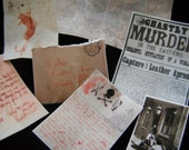 Miniature Jack the Ripper Evidence