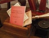Miniature Classical Music Sheets