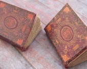 Miniature Dusty Old Books