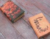 Miniature Faded Petal Books