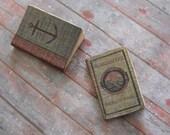 Miniature Nautical Book Set
