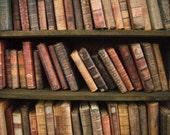 Miniature Book Kit and Tutorial --- Makes 120 Books