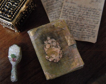 Miniature Old Diary