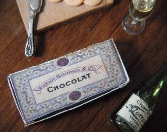Miniature Chocolate Box