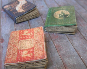 Miniature Fairy Tale Books