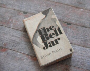 Miniature Book --- Bell Jar