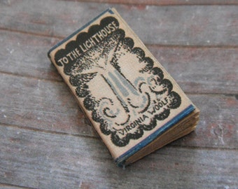 Miniature Book --- To the Lighthouse