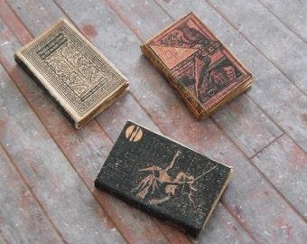 Miniature Spell Books