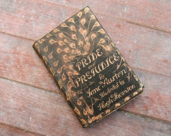 Miniature Book --- Pride and Prejudice