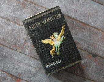 Miniature Book --- Edith Hamilton's Mythology