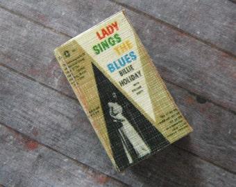 Miniature Book --- Billie Holiday Biography