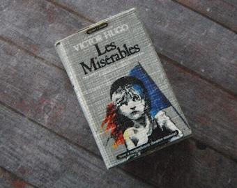 Miniature Book --- Les Miserables