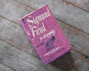 Miniature Freud Book