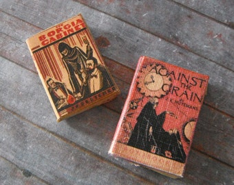 Miniature Books --- Scary Stories