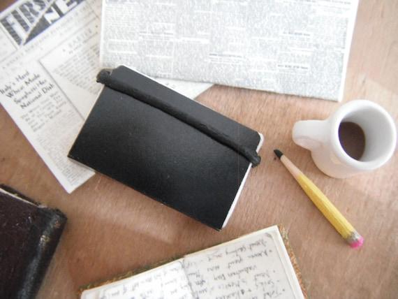 Miniature Hemingway Journal