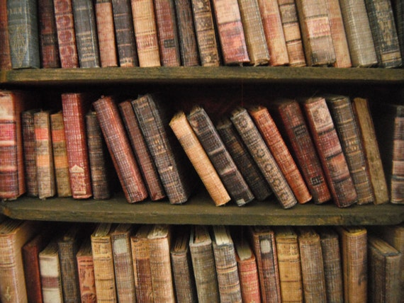 Miniature Books --- Insta-Library