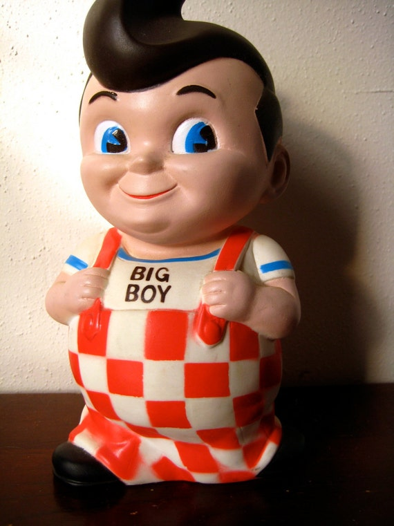 Bobs big boy piggy bank - Coin banks for boys ...
