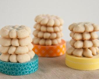 Butter Cookies - 6 dozen homemade cookies