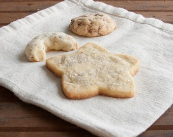 Christmas Cookie Sampler Box No.1 - 3 Dozen Homemade Cookies