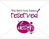 Reserved for A and B Originals