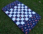 Auburn University Checker Board Table Runner