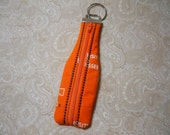 Tennessee Zippered Key Fob