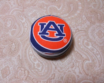 Auburn / War Eagle Tooth Fairy Box / Trinket Box