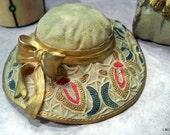 SARNA Hat/Purse Trinket/Jewelry Boxes - Sweet Collectible Treasure Dresser Set Decor Resin
