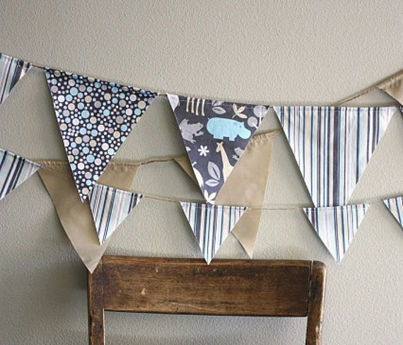 LAST ONE Sweet Baby Pennant Banner/Bunting