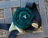CLEARANCE Fiona flower headband