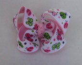 M2M Gymboree Garden Friends Twisted Boutique Bow