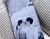 Kiss Love Heartfelt gift for men women children kids grandparents boyfriend girlfriend newlyweds Use Your Own Photo