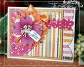 Because You're Special Handmade Friendship or Birthday Card