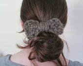 barley hair bow