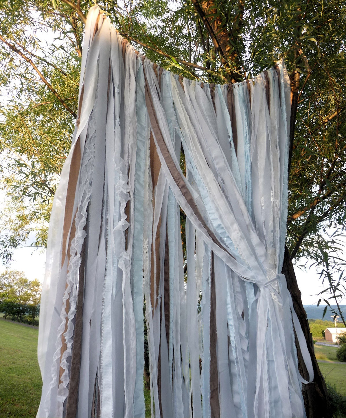 Wedding Backdrops: Wedding Backdrop Garland Garden Wedding Outdoor Wedding