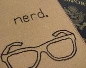 Fly your inner Geek Flag, Nerd Passport Cover