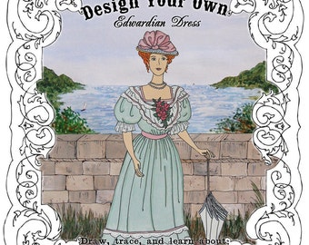 Design Your Own Edwardian Dress Kit