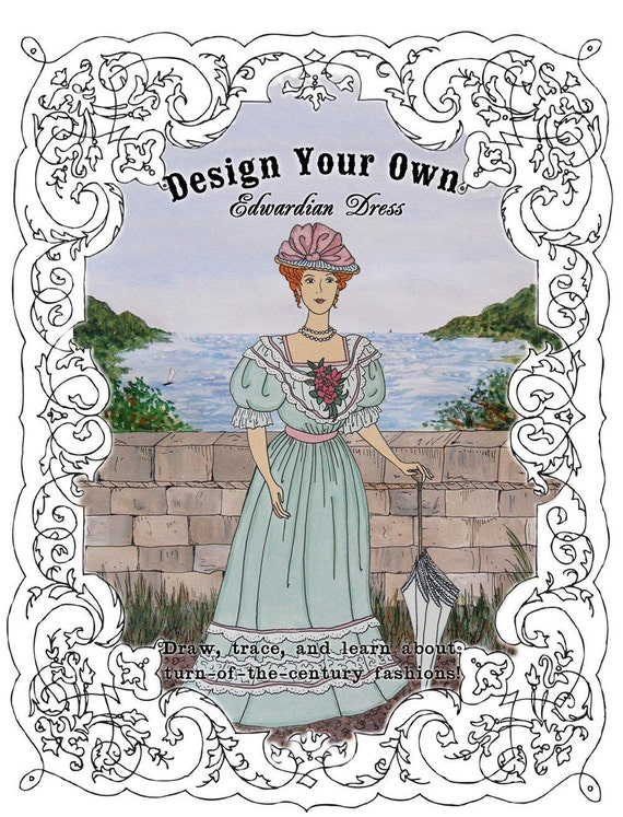Design Your Own Edwardian Dress Kit