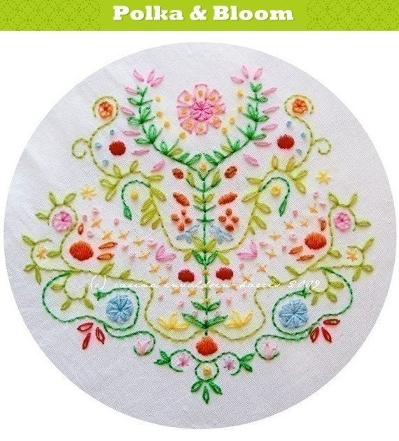 Embroidery Pattern Tree of Life PDF