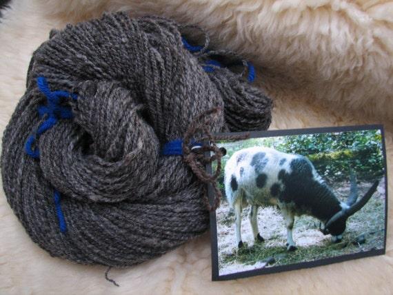 Torque's Handspun Wool Yarn