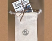 CLEARANCE Bundle in a Bag - 4 x Enchanted Times Mini zines, tied with twine in cotton gift  bag - fairy tale