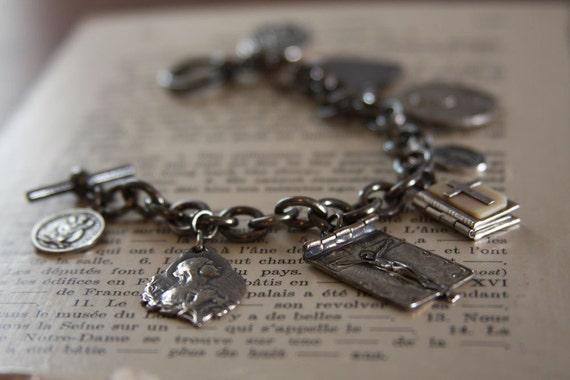Beloved Charm Bracelet RESERVED