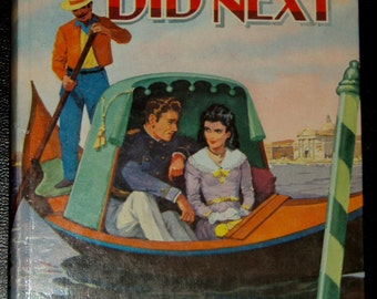 Vintage Childrens Book ... What KATY DID NEXT childrens book  ...