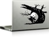 Sleepy Hollow Headless Horseman Laptop / Car Vinyl Decal