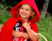NEW...Little Red Riding Hood Costume...You Pick Size