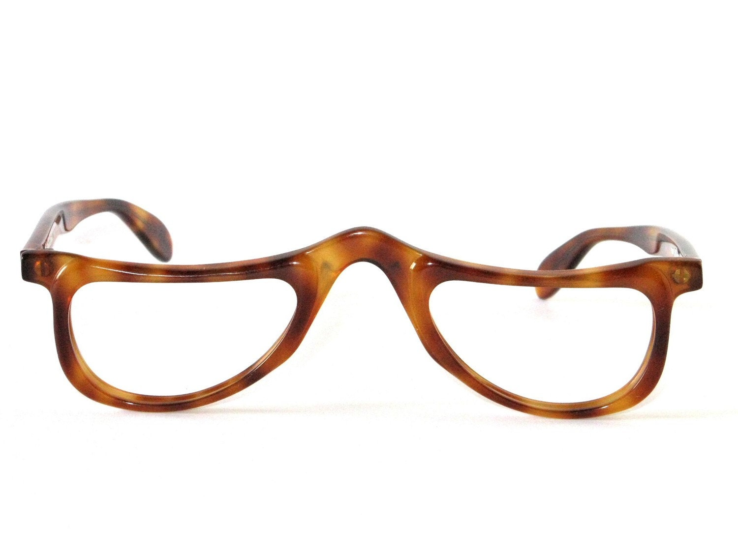 EYEGLASSES FRAME ANGLO AMERICAN OPTICAL 4 1/2 NEW OLD by ...