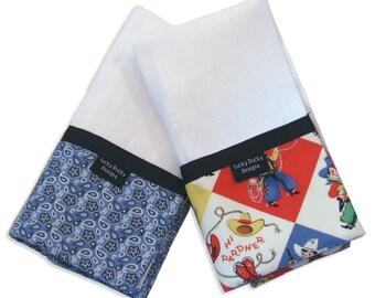 Yippee Burp Cloth Set