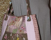 SALE - Dragonflies Handbag - by Happy Campers of the South (HB023)