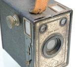 Antique Camera Agfa Shur Shot 1930s Box Camera
