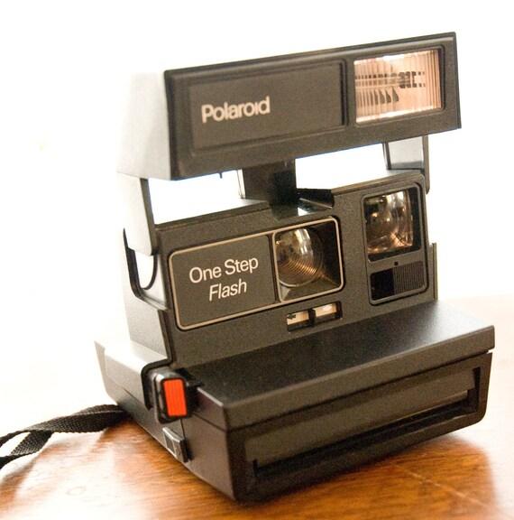 Vintage Polaroid One Step 600 Works